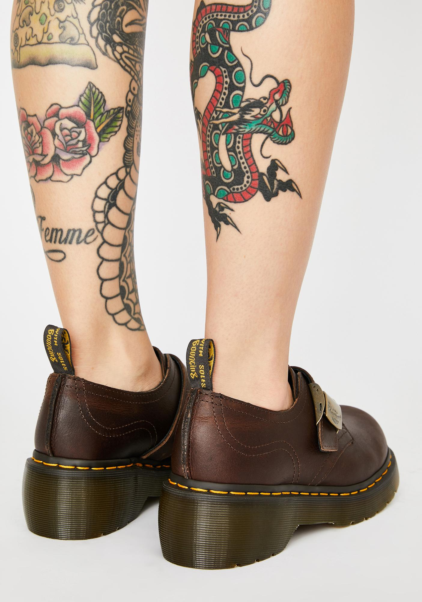 Dr. Martens Aukley Oxford Shoes