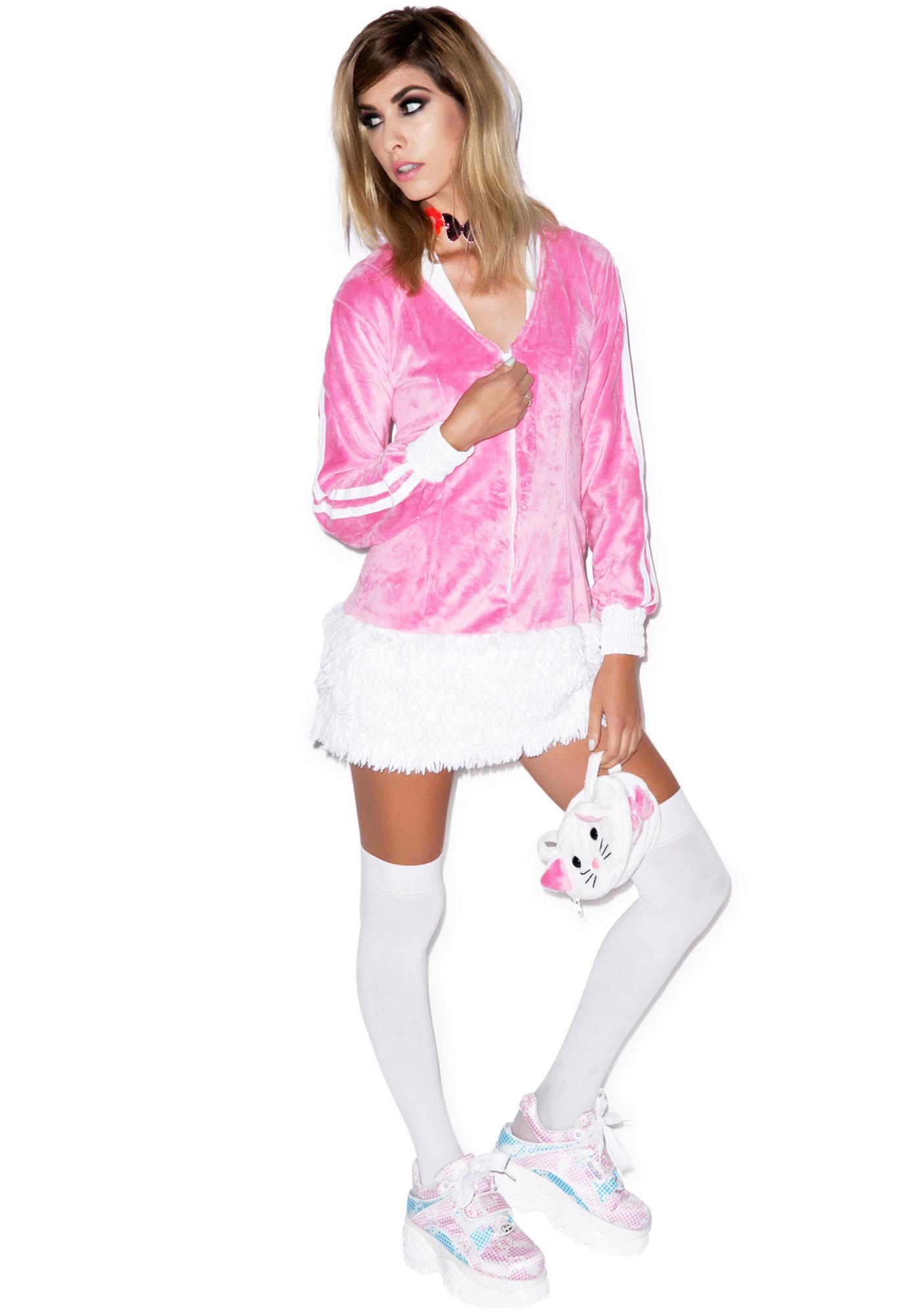 J Valentine Happy Kitty Jacket