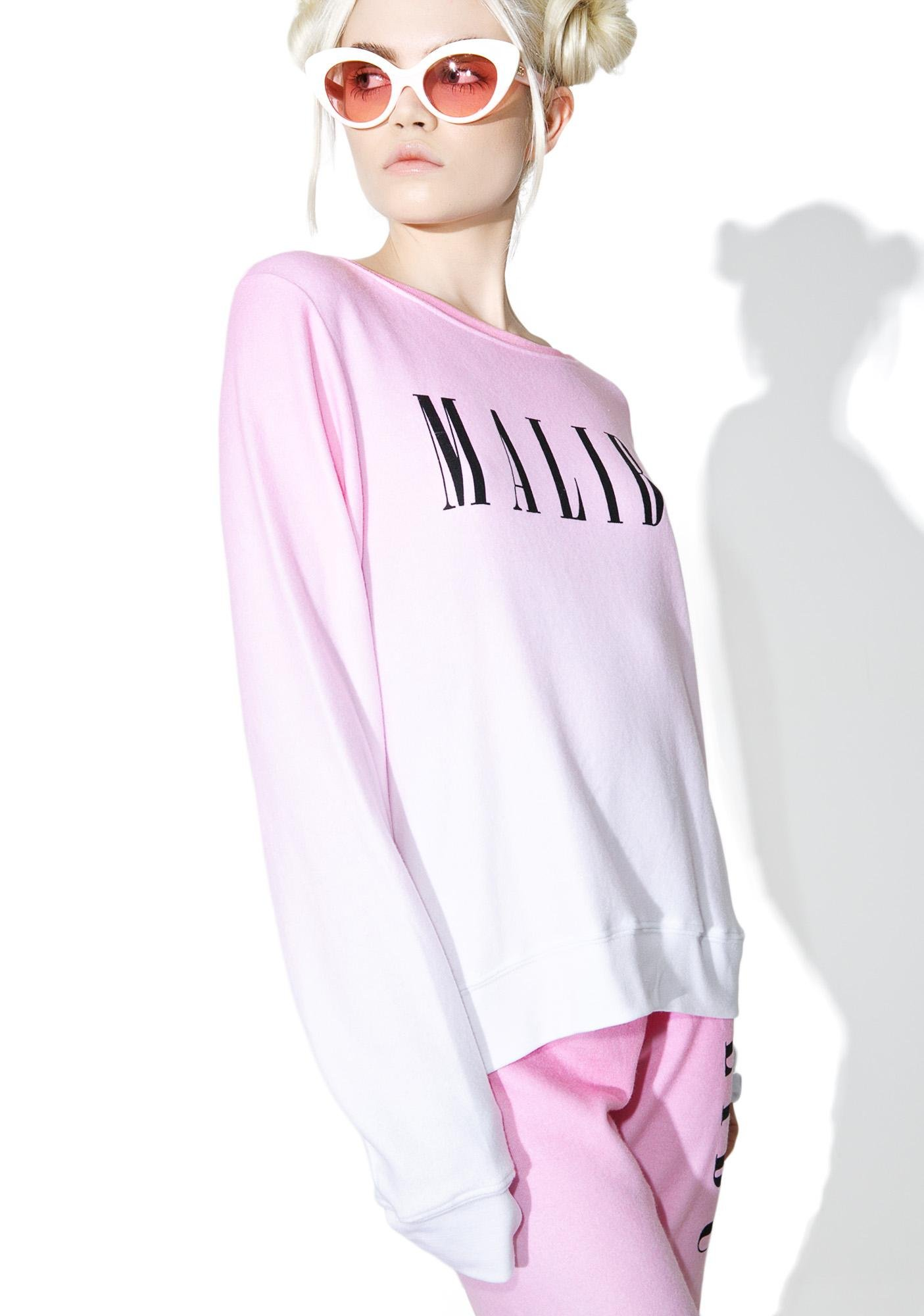 Wildfox Couture Malibu Baggy Beach Jumper