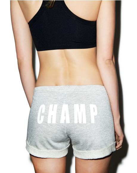 Champ Terry Shorts