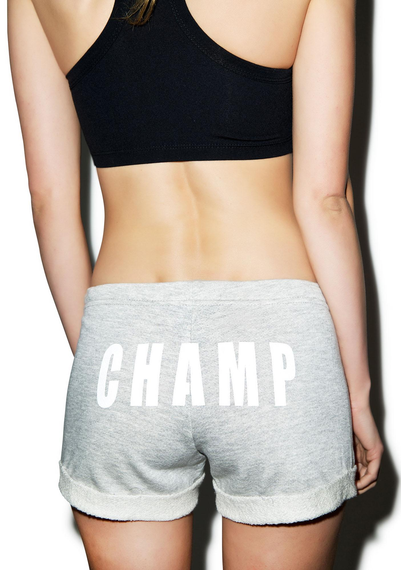 Stylestalker Champ Terry Shorts