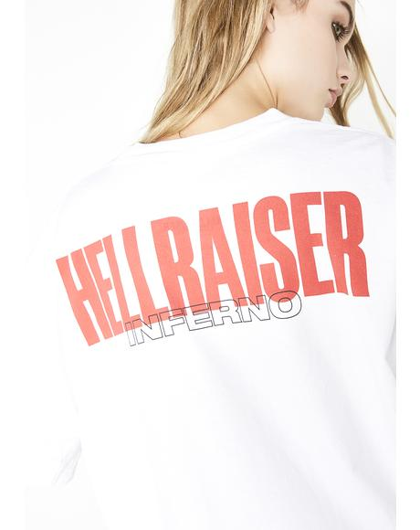 Hellraiser Inferno Short Sleeve T-Shirt