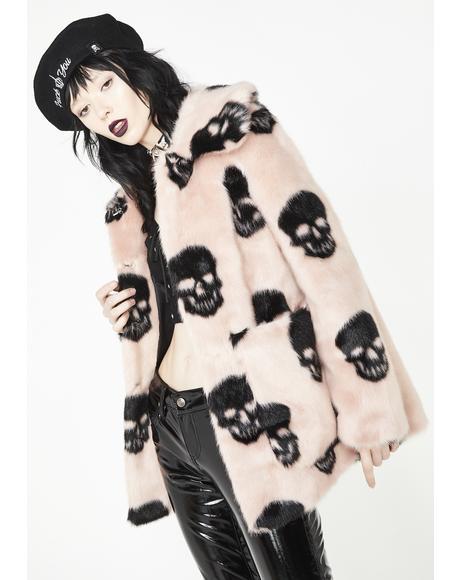Skull Tammy Coat
