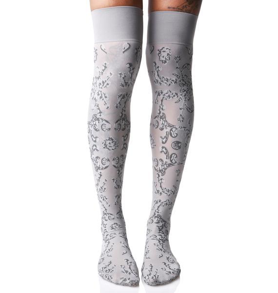 Stance Odette Over The Knee Socks