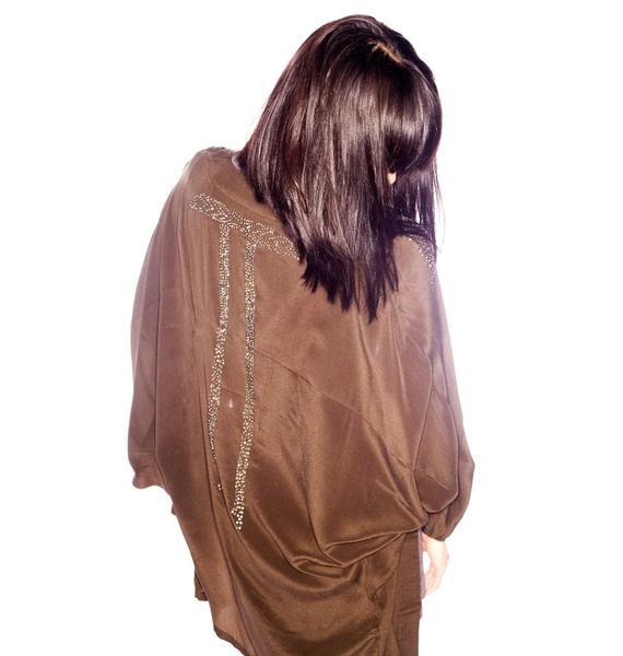 One Teaspoon Deception Silk Kimono