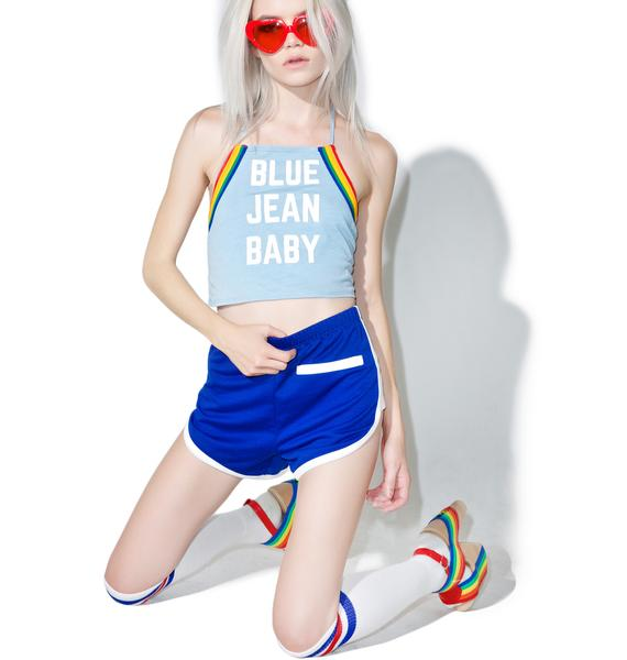 Camp Collection Royal Roller Girl Shorts