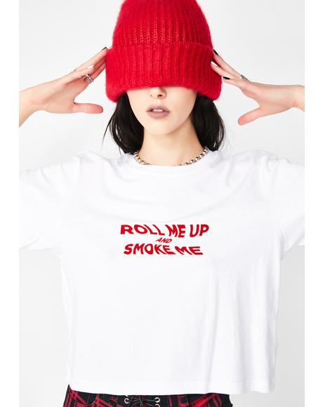 Roll Me Up Tee