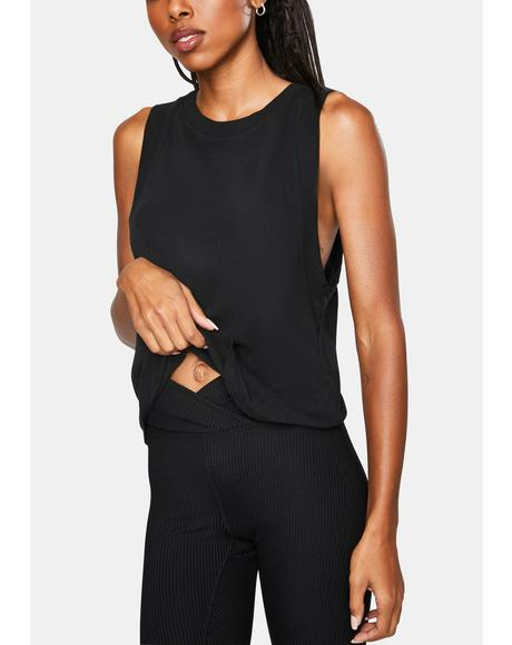 Noir The Perfect Muscle Tank