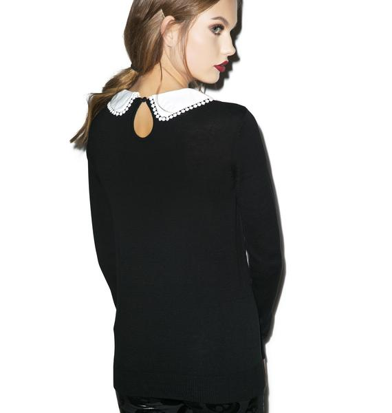 Iron Fist Wishbone Girly Sweater
