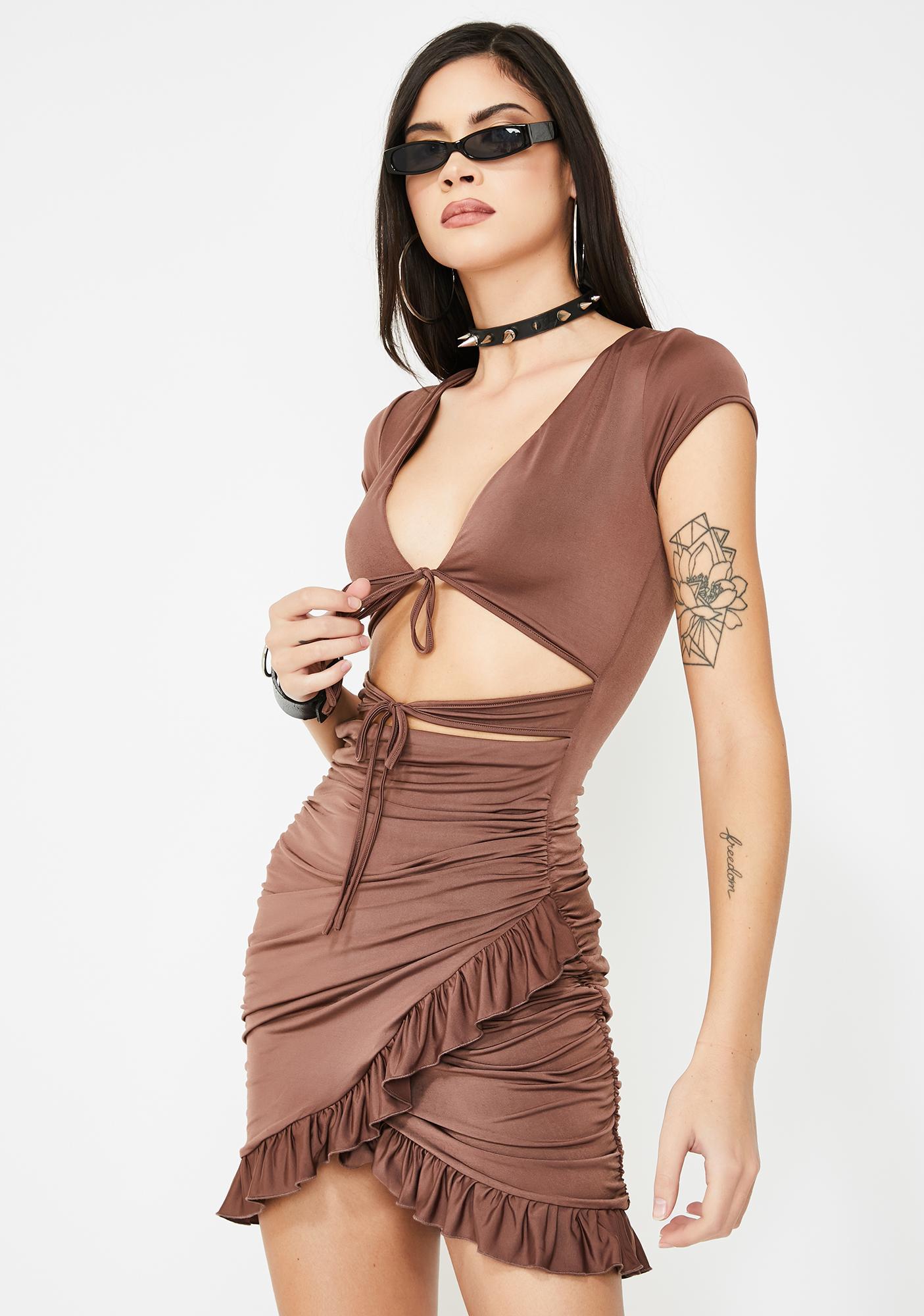 I AM GIA Greta Mini Dress
