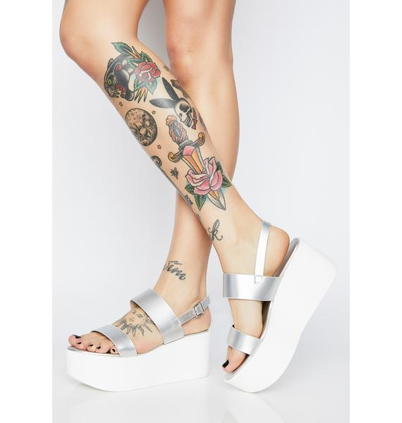 New Heights Platform Sandals