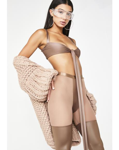 Go Off Wrap Top