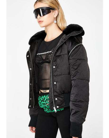 Astra Puffer Jacket