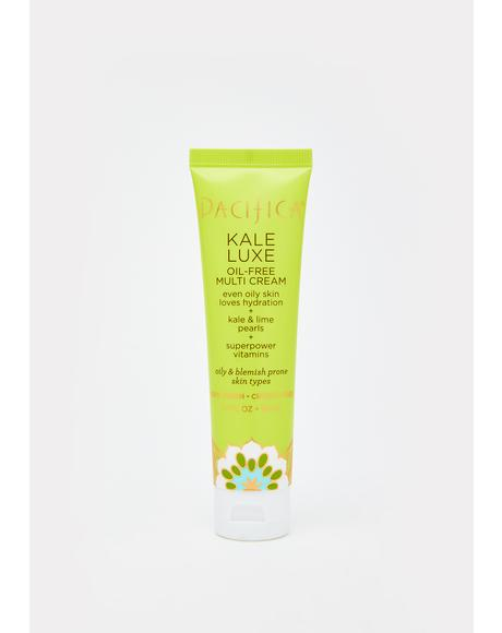 Kale Luxe Oil-Free Multi Cream