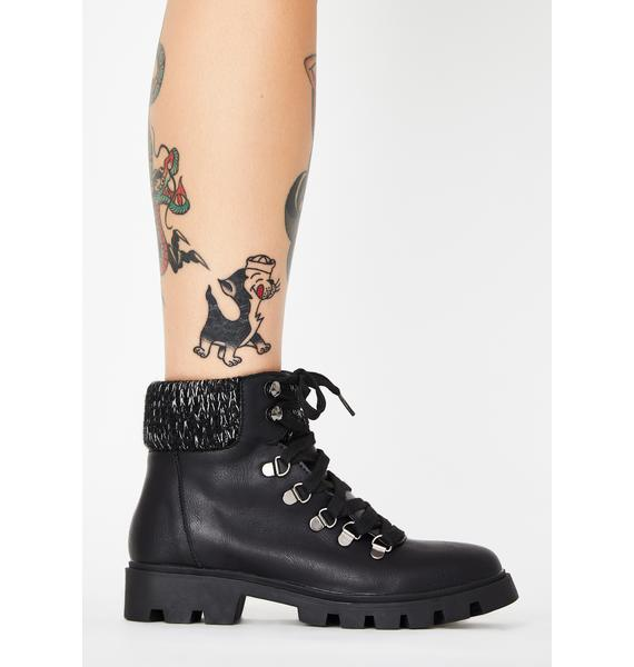Lust For Life Frio Ankle Boots