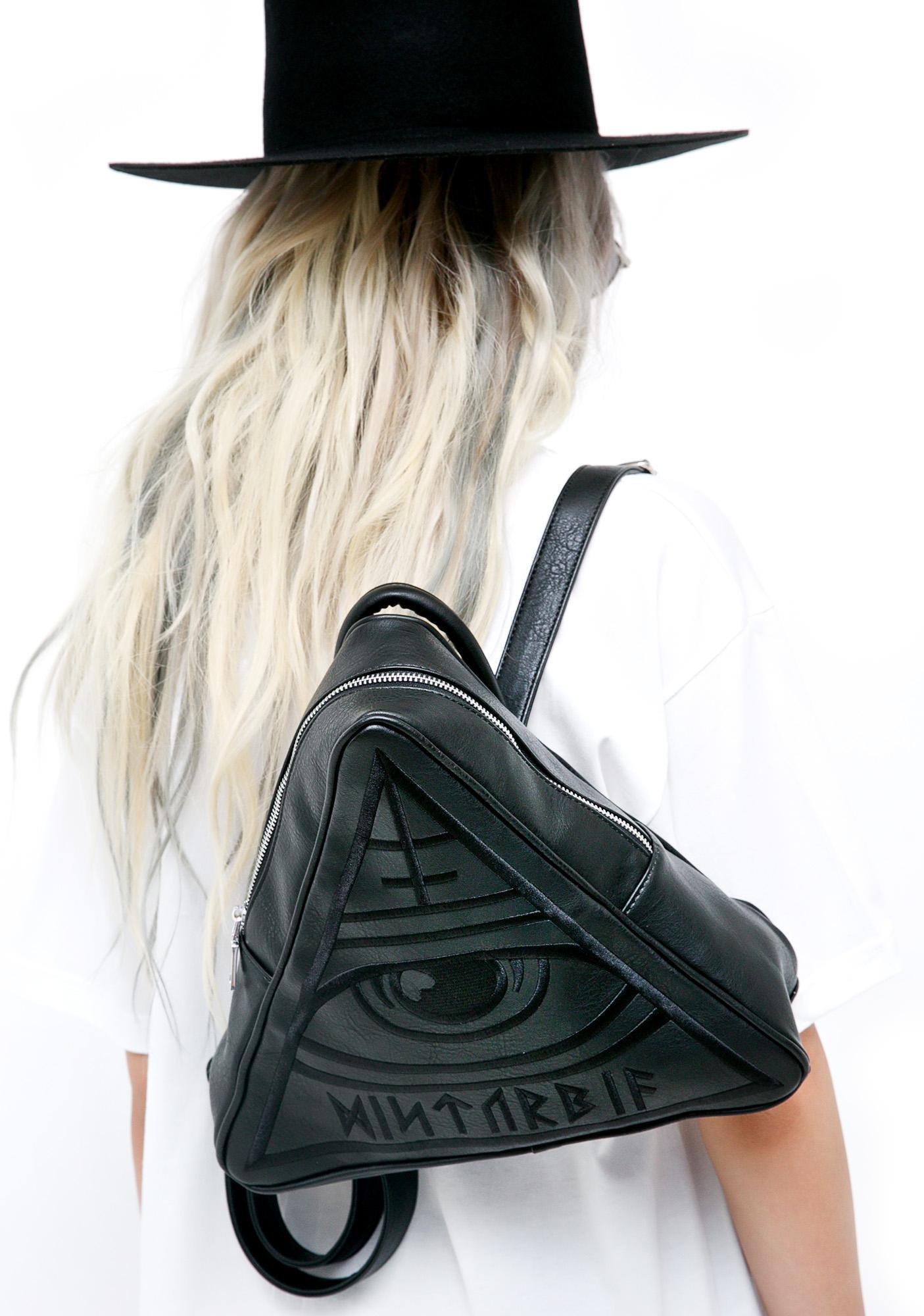 Disturbia Pyramid Backpack