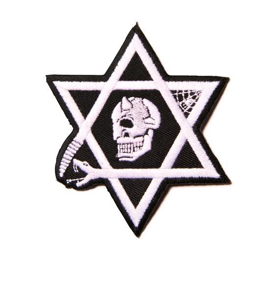 Mishka Seal Of Solomon Patch