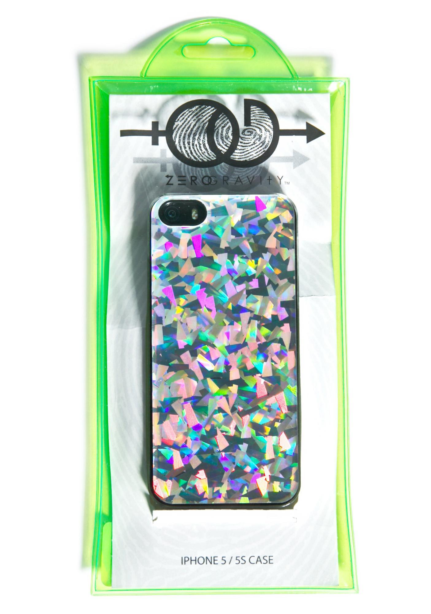 Zero Gravity Andromeda iPhone 5/5S Case
