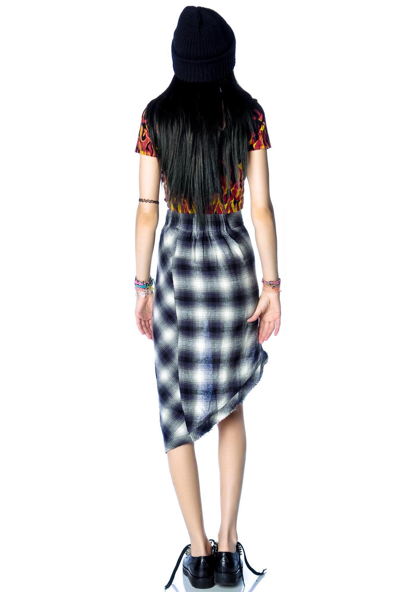 UNIF Dame Skirt