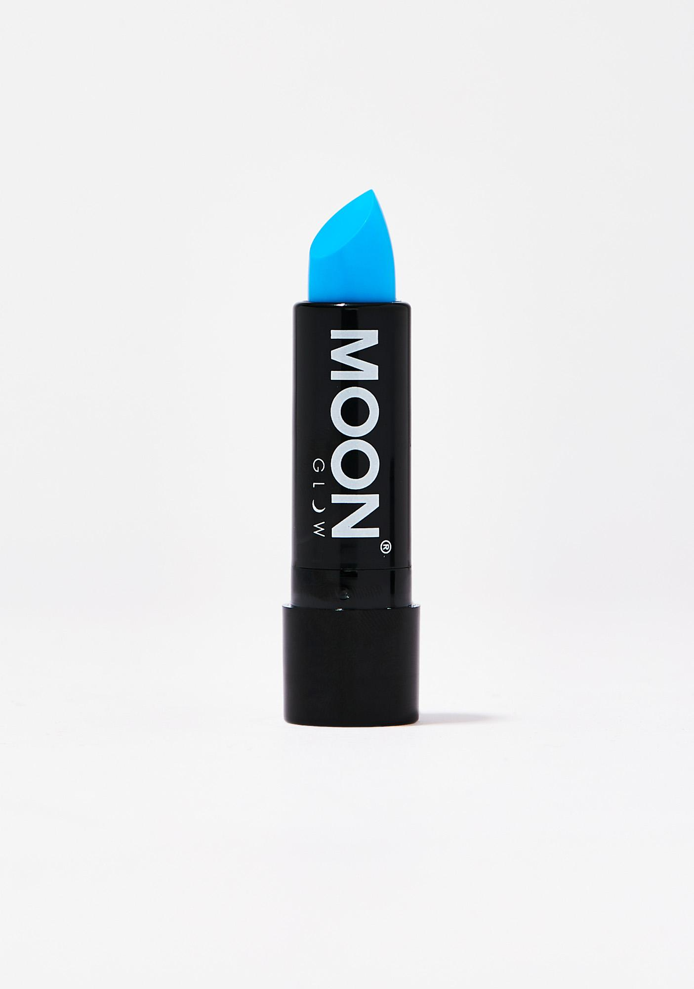 Moon Creations Neon Pastel Blue UV Lipstick
