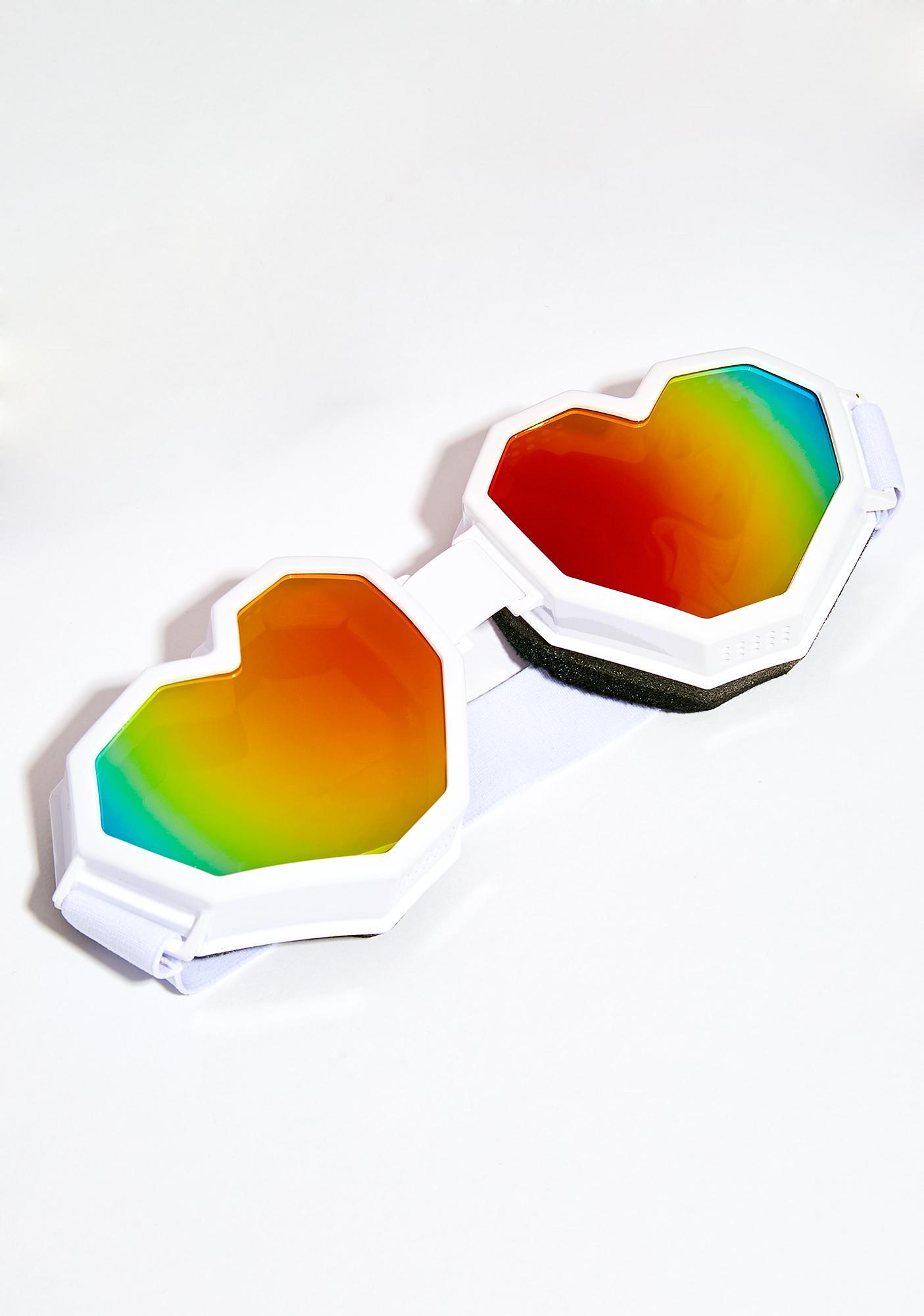 ESQAPE Heart Googlez