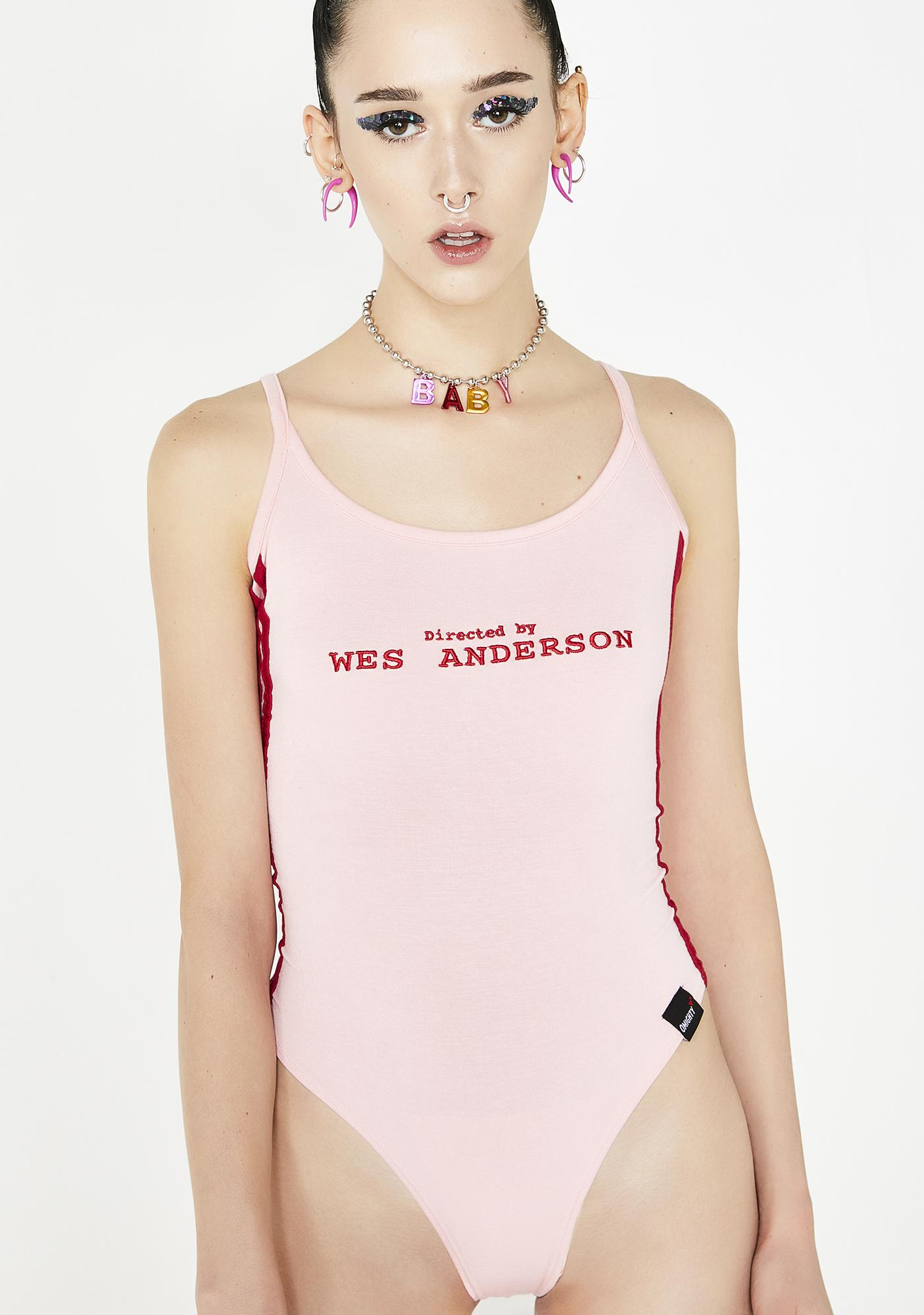 9fb8c907c4 O Mighty Wes Anderson Bodysuit