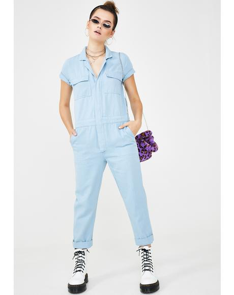 My Lane Cargo Jumpsuit
