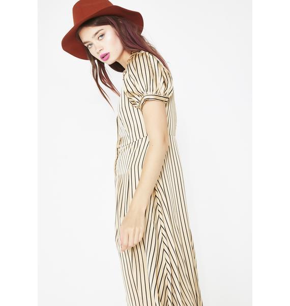 La Boheme Silky Dress
