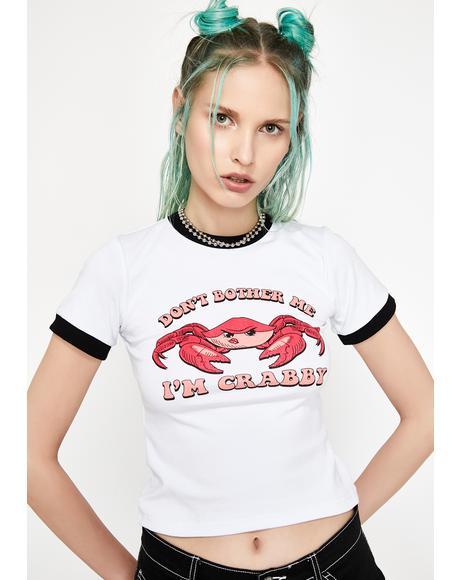 Crabby Attitude Graphic Tee