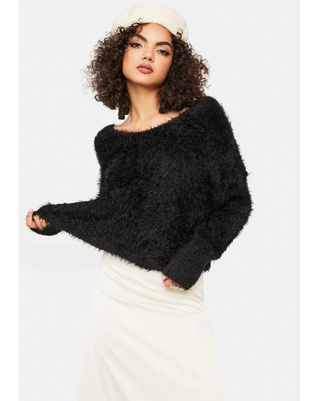 Icing V-Neck Pullover Sweater