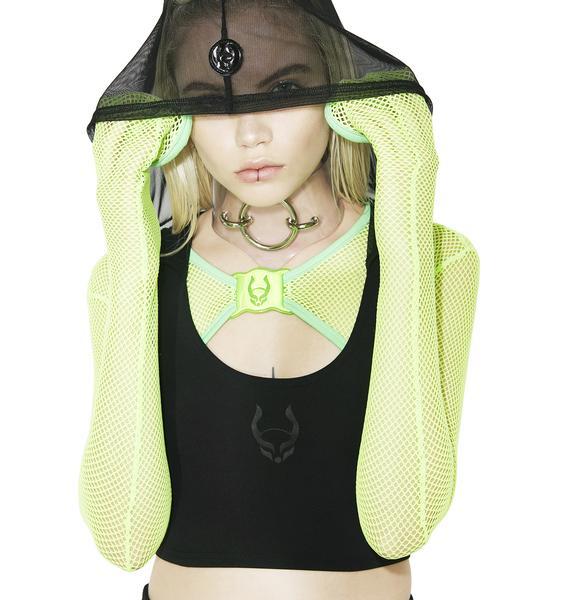 Cyberdog Shade Crop Vest