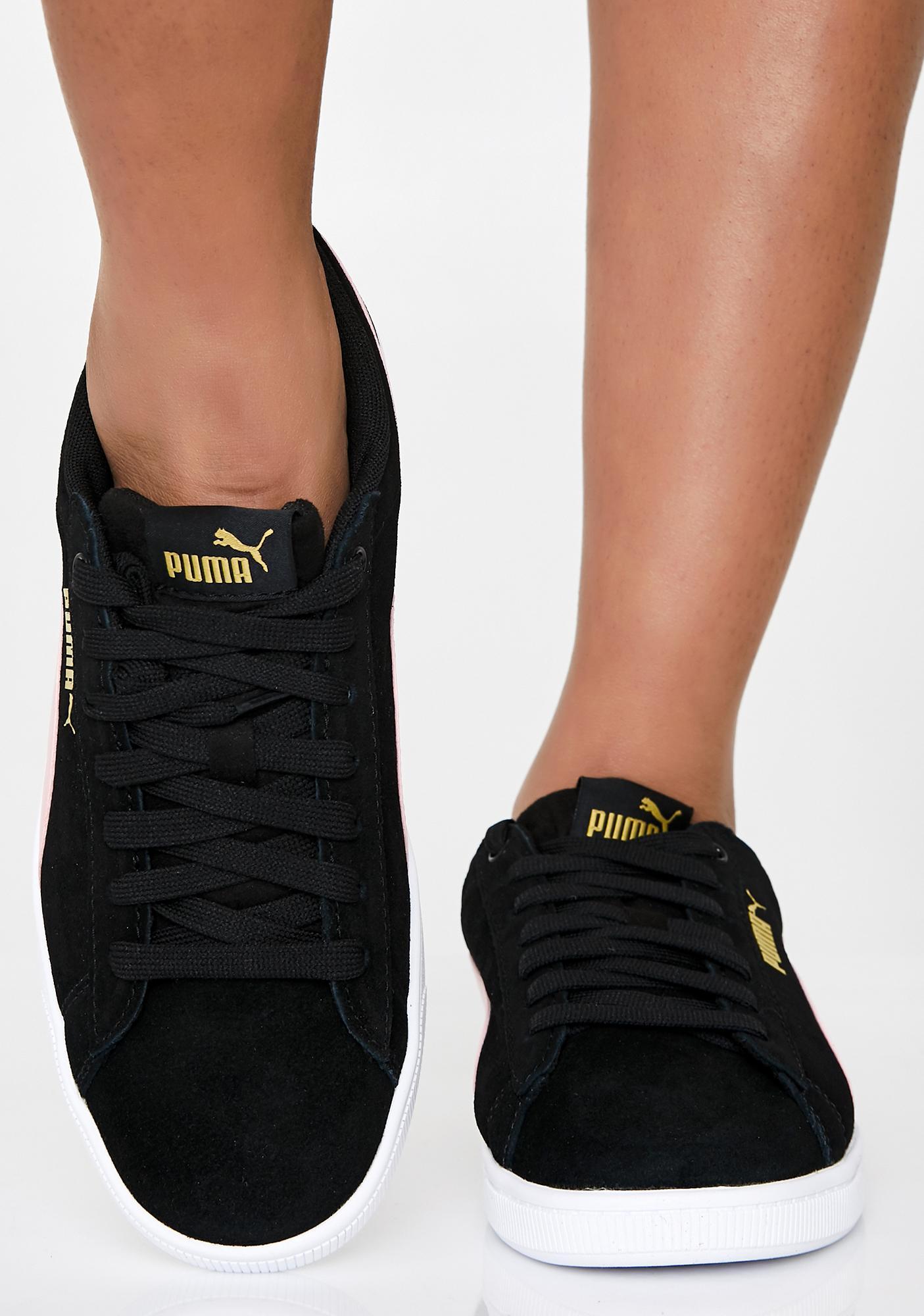 PUMA PUMA Black Vikky v2 Sneakers