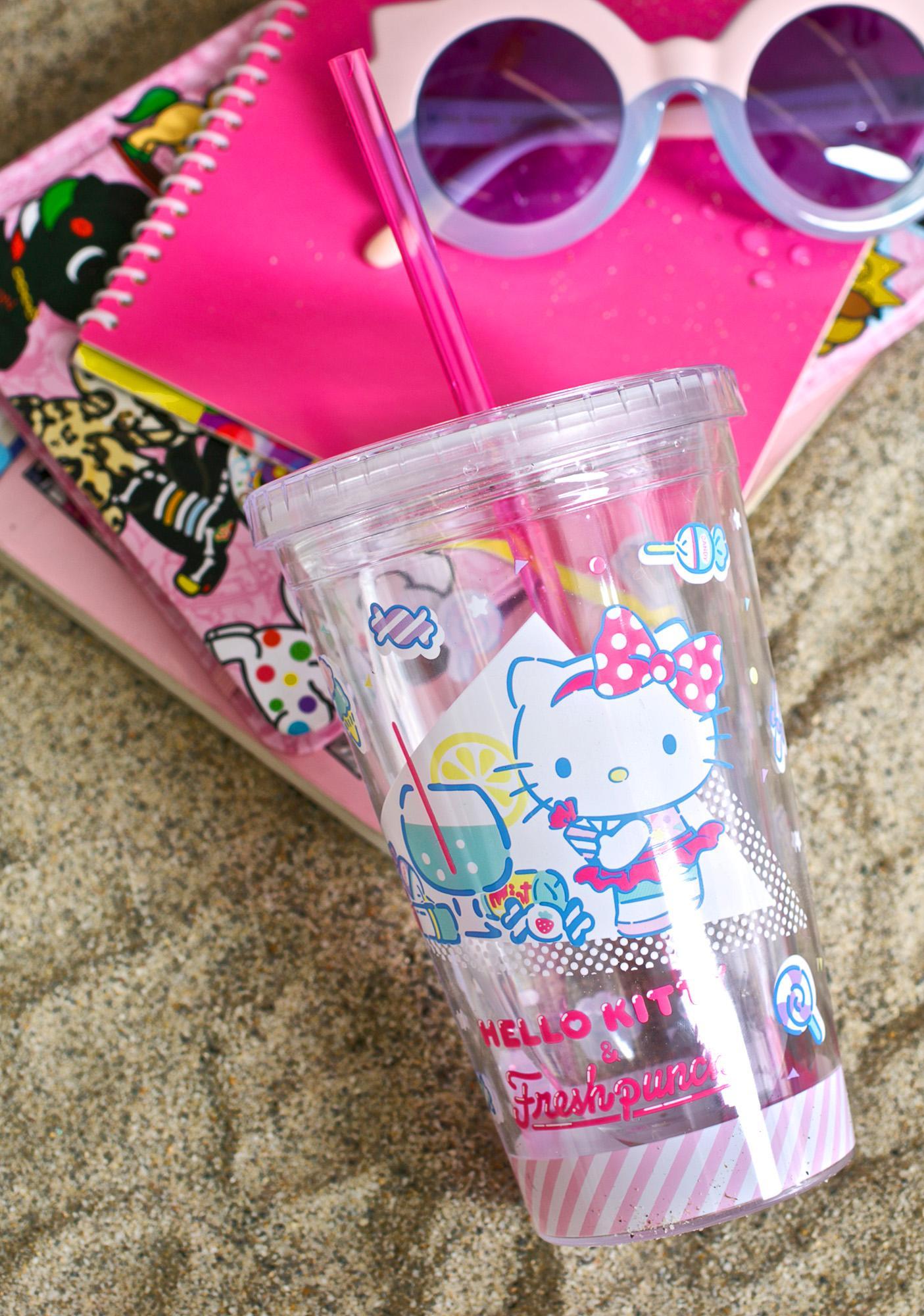 Sanrio Hello Kitty Fresh Punch Tumbler