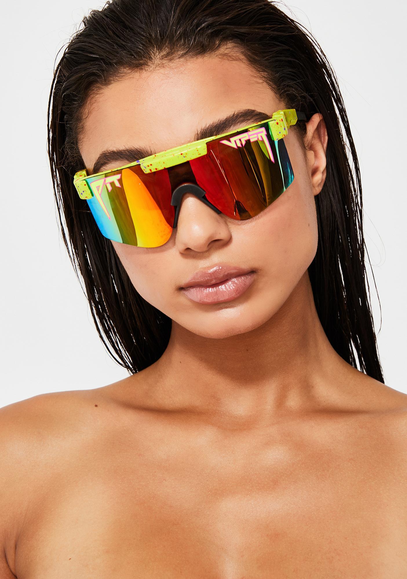 975762fba80e Pit Viper The 1993 Polarized Sunglasses