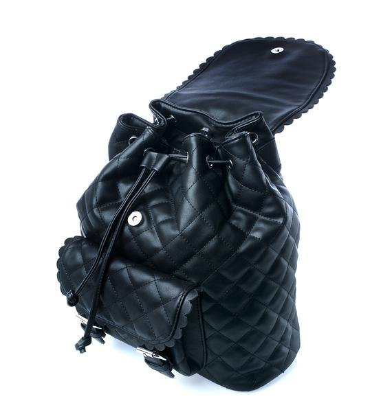 Sugar Thrillz Kawaii Noir Backpack