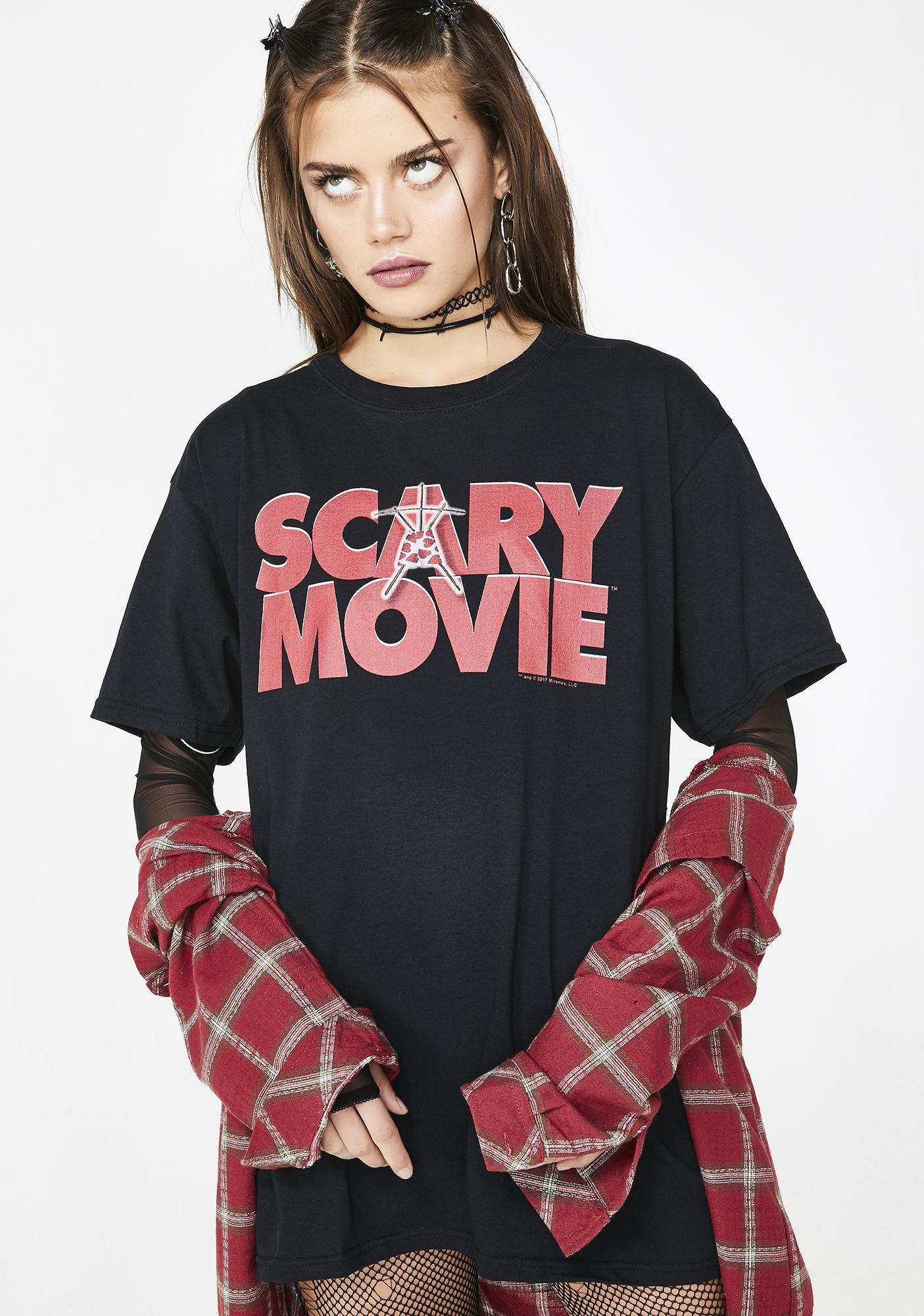 Trevco Wazzup Spooky Movie Tee
