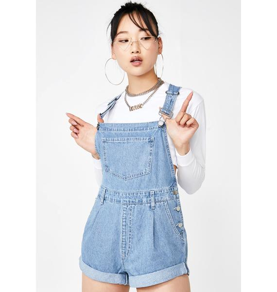 Volcom Not Over It Overalls
