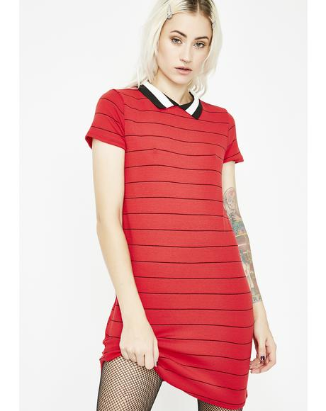 Down Low Polo Dress
