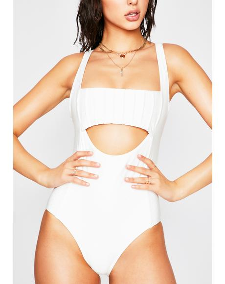 Lyrical One Piece Swimsuit