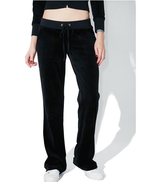 Velour Del Rey Pants