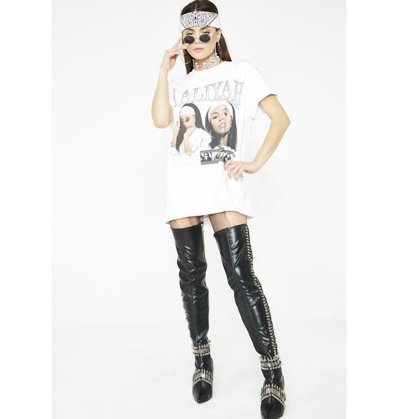 Homage BB Girl Graphic Tee