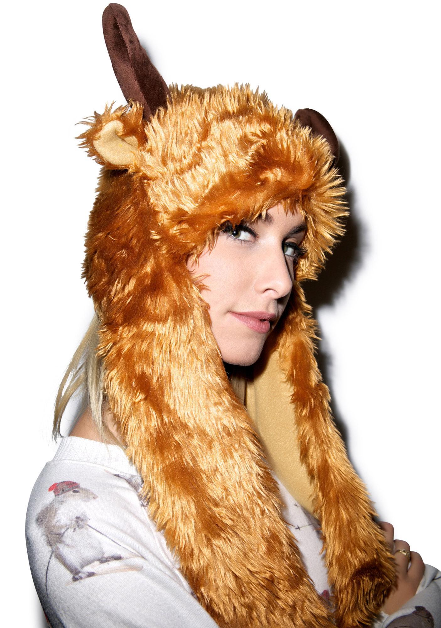 Tipsy Elves Reindeer Hat