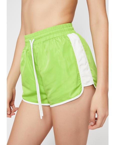 Atomic Street Mood Running Shorts