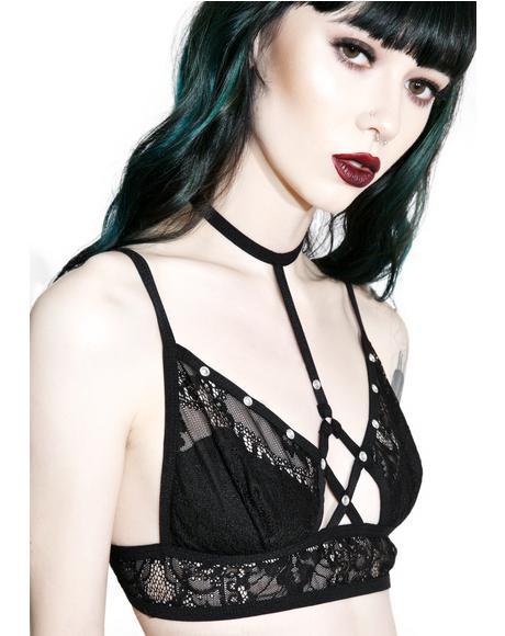 Bella Morte Parisian Bralette