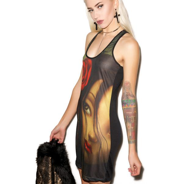 Darkside of the Moon Tank Dress