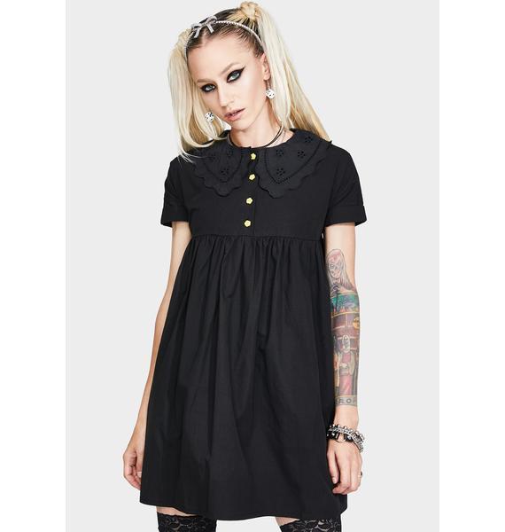 Little Sunny Bite Girly Short Dress