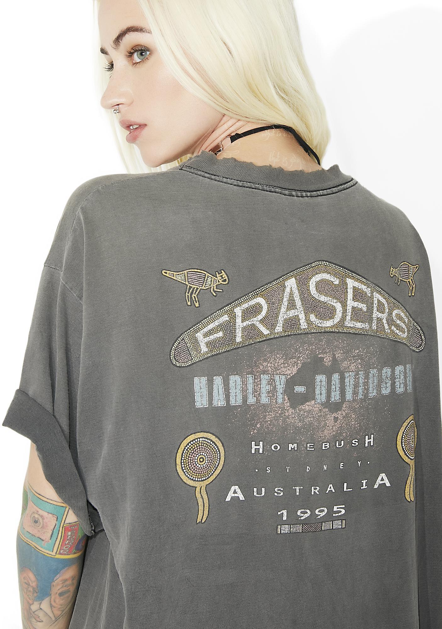Vintage Harley Davidson Australia Tee