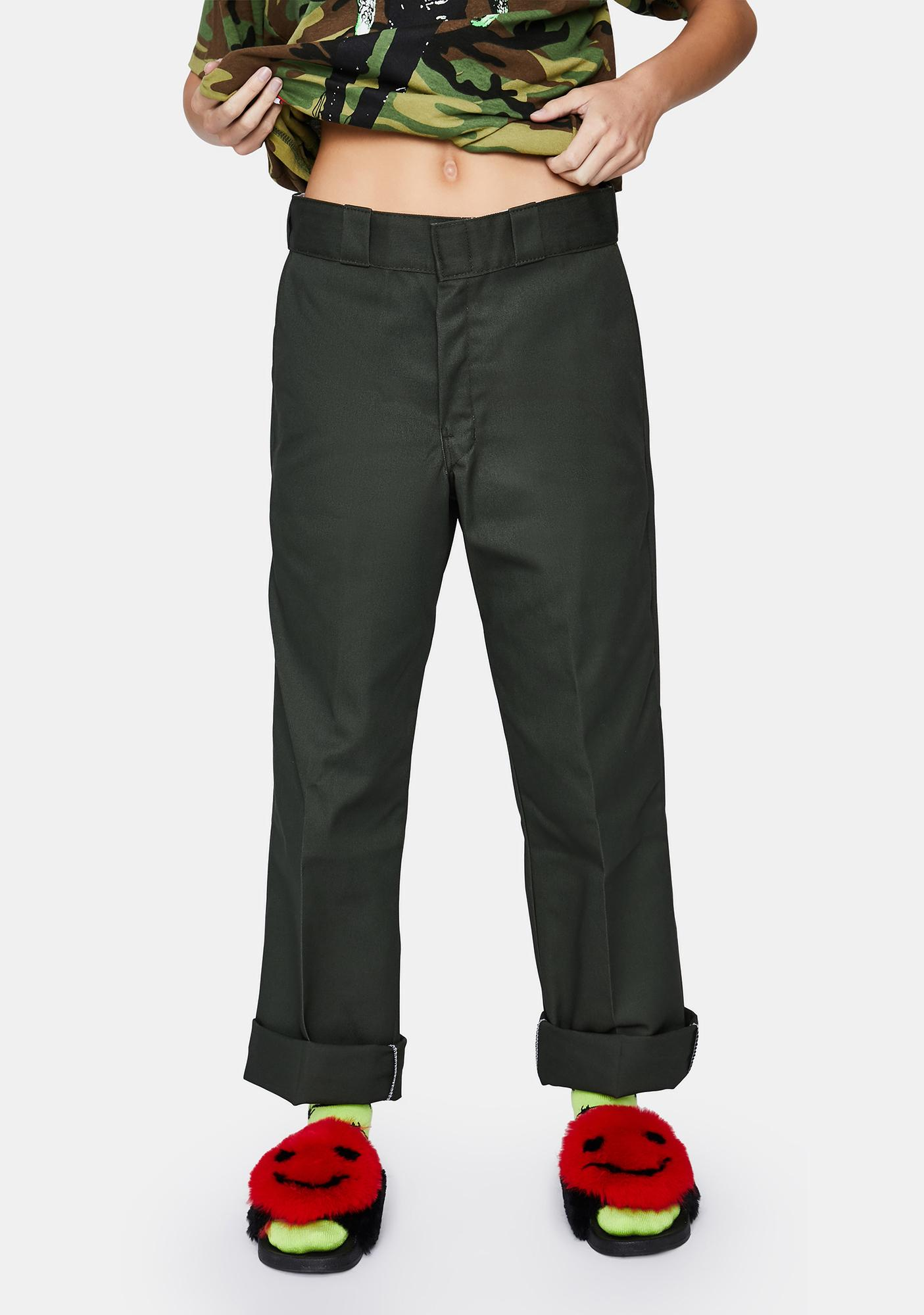 Dickies Olive Green Original 874 Work Pants