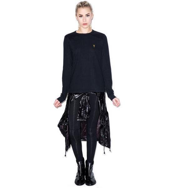 Black Scale Lawless Sweatshirt