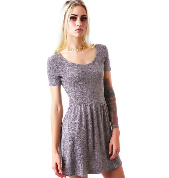 See You Later Skater Dress